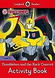 #5: Transformers: Bumblebee and the Rock Concert Activity Book - Ladybird Readers Level 3