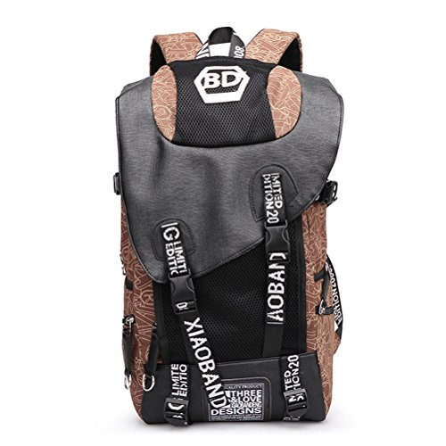 Honeymall-Épaule de toile sac de loisirs sac à dos Voyage alpinisme sacs