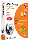ZoneAlarm AntiVirus plus Firewall 2009 (PC) [Import]