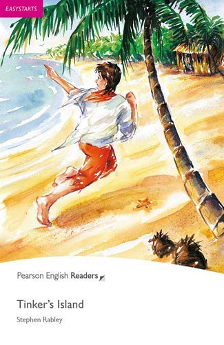 Penguin Readers ES: Tinkers Island Book & CD Pack: Easystarts (Pearson English Graded Readers) - 9781405880695