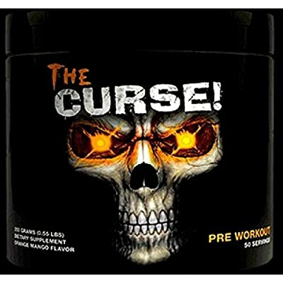 The Curse, Orange Mango booster nitric oxide - 250 grams by Cobra Labs M from Cobra Labs