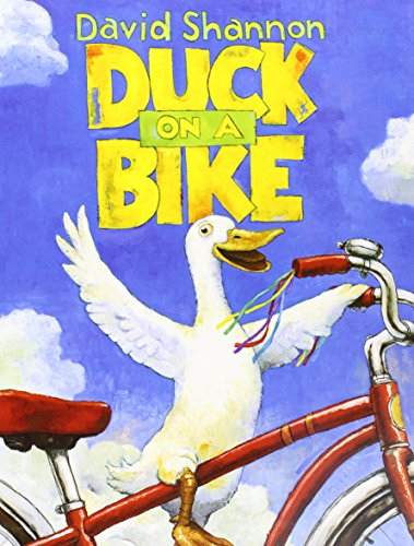 Journeys: Read Aloud Unit 6 Book 30 LV 1 Duck on a Bike (Houghton Mifflin Journeys)