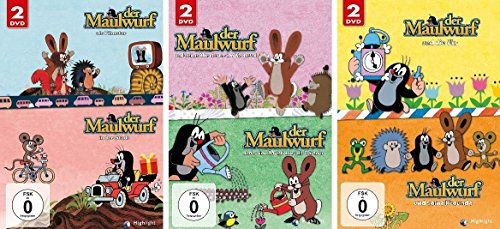 DVD-Set (6 DVDs)