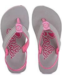 a5f9df5bd292dd Amazon.in  Rubber - Flip-Flops   Slippers   Girls  Shoes  Shoes ...