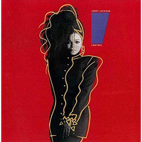 Janet Jackson - Control - A&M Records - 395 106-1