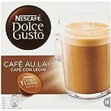 NesCafé Dolce Gusto Café AU LAIT - 16 Capsules - 160g