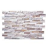 CTlite - Lote de 25 azulejos decorativos de pared para cocina, baño, sala de estar