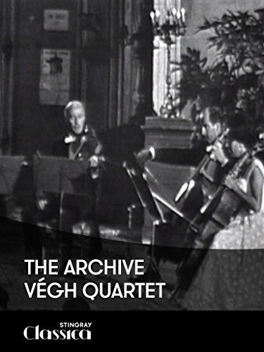 The Archive - Végh Quartet