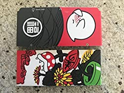 Cover Plates 071 (Mario playing cards) for new Nintendo 3DS