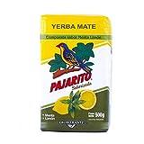 Yerba Mate Pajarito Menta e Limone 500 gr