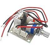 kaisil Sensor/Módulo de ajustar placa de impresión: LM317módulo al menos 1,25V regulador de voltaje regulación de velocidad ventiladores Switch con lineales Voltaje regle rplatine