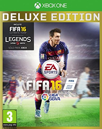 Fifa 16 Xbox One Deluxe Edition