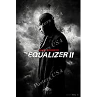 """Posters USA - The Equalizer 2 Movie Poster GLOSSY FINISH - FIL621 (24"""" x 36"""" (61cm x 91.5cm))"""