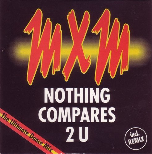 Nothing compares 2 u-The ultimate Dance Mix (Prince, #zyx6332) - Prince Ultimate