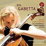 Chostakovitch : Concerto pour violoncelle n° 2, op. 126 - Sonate pour voloncelle et piano, op.40