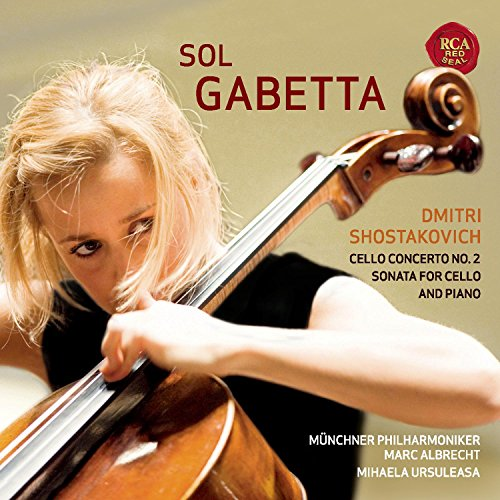 CHOSTAKOVITCH - Sol Gabetta