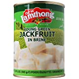Young Green Jackfruit in Brine - 24 x 565g