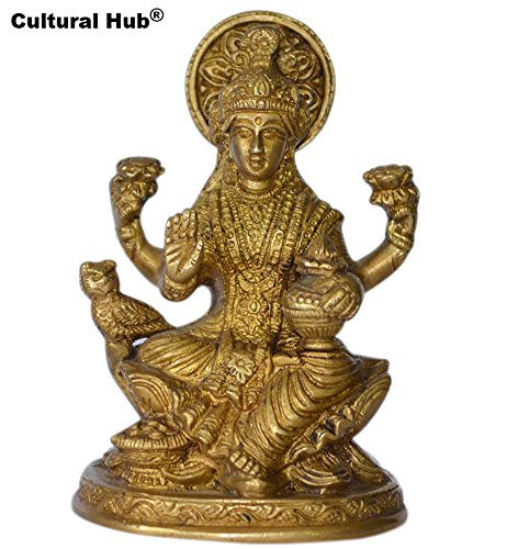 vintage-handmade-handcrafted-religious-gift-solid-brass-statues-sculptures-of-hindu-goddess-lakshmi-