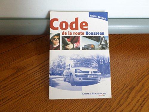 Code de la route par CODES ROUSSEAU