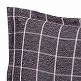 H.G. 6337124 Auflage Dessin Marco für Stapelsessel, 100% Polyester, 100 x 50 x 9 cm, grau