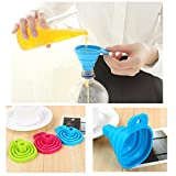 JERN Silicone Gel Fold able Collapsible ...