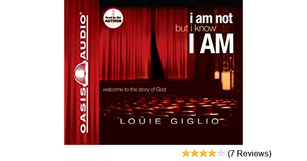i am not but i know i am giglio louie