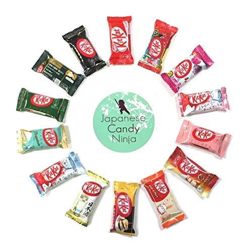 Candy, Gum & Chocolate Nestle Kitkat Sakura Japanese Sake 12 Mini Chocolate Bars Limited 12 Pacage 100% High Quality Materials