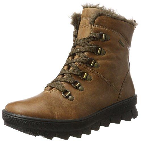 Legero Ladies Novara Snow Boots Brown (noce)