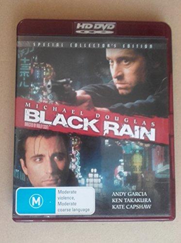 Australien HD-DVD Black Rain deutscher Ton