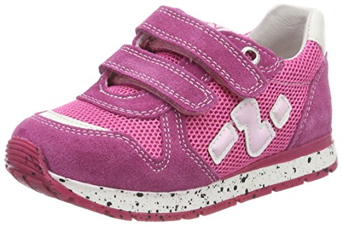 Naturino Mädchen Bomba VL. Hohe Sneaker, Pink (Fuxia), 28 EU