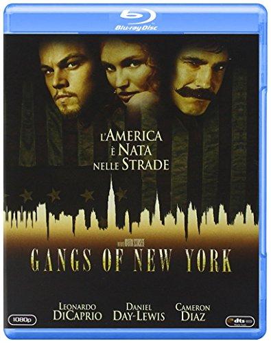Gangs of New York [Blu-ray] [IT Import] -