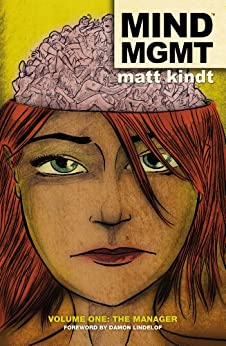 Mind MGMT Volume 1: The Manager by [Kindt, Matt]