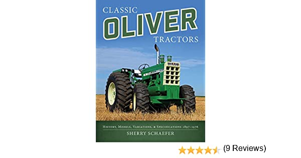 White Oliver Tractor Compact Tractor Dealer/'s Brochure