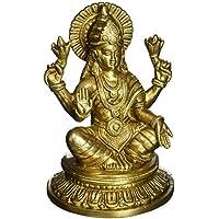 L'induismo arredamento Goddess laxmi statua religiosa regalo