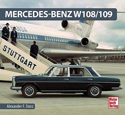 Mercedes-Benz W 108/109 (Schrader-Typen-Chronik) gebraucht kaufen  Wird an jeden Ort in Deutschland