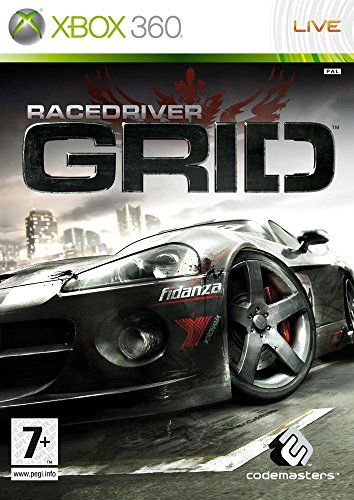 Race driver grid [FR Import] Xbox 360-lkw-spiele