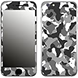 "Disagu Design Skin für Apple iPhone 6 Design Folie - Motiv ""Camouflage Schwarz"""