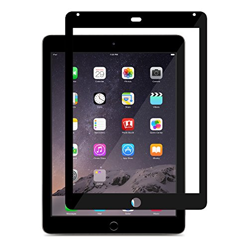 Moshi iVisor XT für Displayschutzfolie Apple iPad Air 2 schwarz (Ipad Air 2 Case Screen Protector)