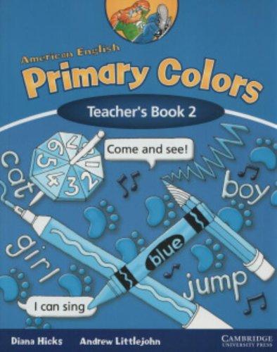 American English Primary Colors 2 Teacher's Book