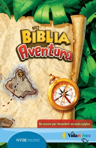 Biblia Aventura / Adventure Bible: Nueva Version International / New International Version