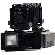 Joycorner® Jieying Adaptadores Movibles para camaras Movable adapter for Phase One Hasselblad V Back to Arca swiss 6X9