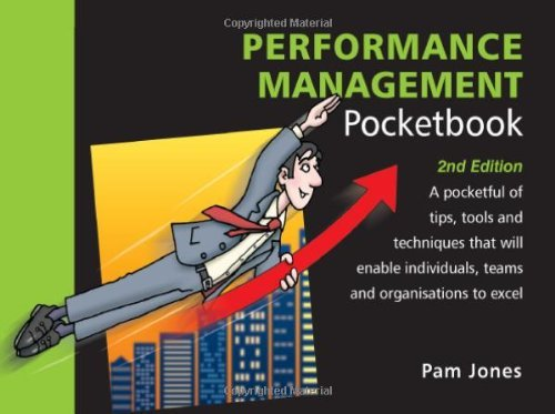 Performance Management Pocketbook by Pam Jones (2013-03-01)