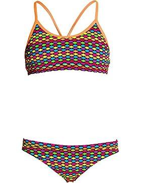 Funkita Mädchen Bikini Colour Cubes
