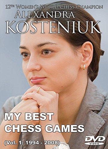 Preisvergleich Produktbild Alexandra Kosteniuk My Best Chess Games DVD