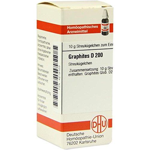 Graphites D 200 Globuli 10 g