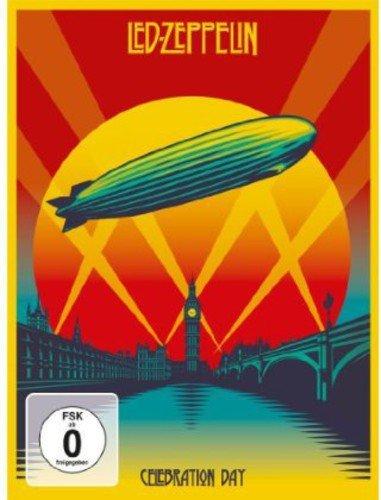 Led Zeppelin - Celebration Day  (+ 2 CDs) [Blu-ray]