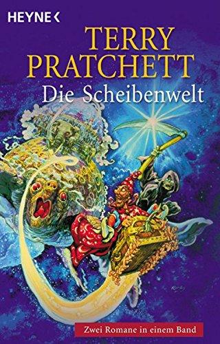 Die Scheibenwelt. Zwei Romane in einem Band. Das Licht der Phantasie / Das Erbe des Zauberers.