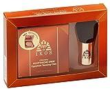 Ikos Beauty-Set 7Gramm ERDE naturelle mit Kabuki Pinsel, 7 g