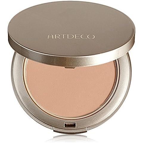 Artdeco maquillaje femme / mujer, Polvo Compacto Mineral Nº 10 de color beige Básica (9 g), Paquete 1er (1 x 9 g)
