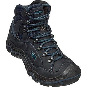 51uevjSYunL. SS300  - KEEN Women's Galleo Mid Wp High Rise Hiking Shoes